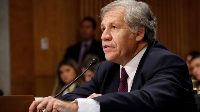 'Não há nenhum vestígio de democracia na Venezuela', diz chefe da OEA