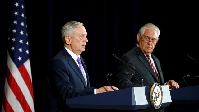 Pentágono está pronto para  entrar em guerra com a Coreia do Norte