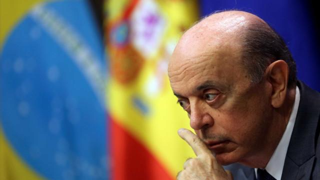 PSDB tem recursos penhorados por dívida de campanha de Serra
