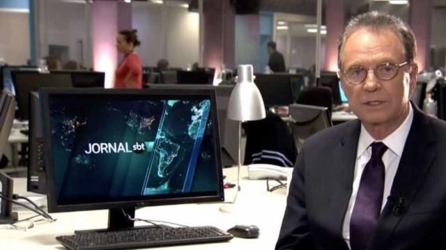 Ex-apresentador do SBT entra com processo contra emissora