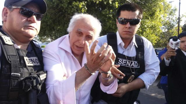 Roger Abdelmassih tem prisão domicilar revogada e volta para a cadeia