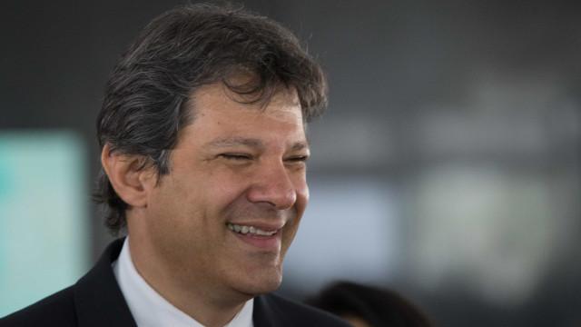 Plano B do PT, Haddad visita nove Estados em seis meses
