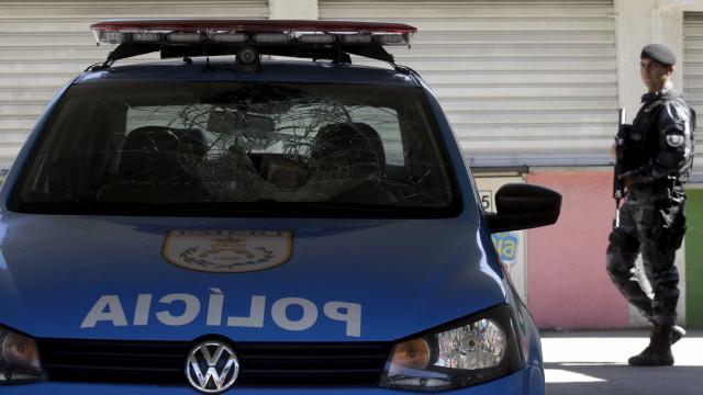 Identificado no Rio autor de disparos que feriram policiais militares