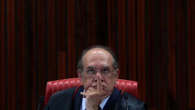 Gilmar Mendes questiona financiamento público de campanha