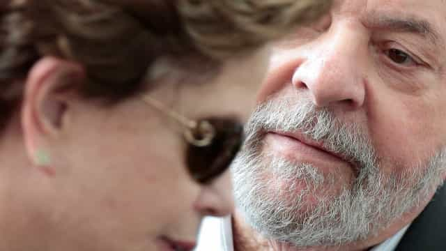 Lula telefona e expressa 'sentimentos' pela morte de ex-marido de Dilma