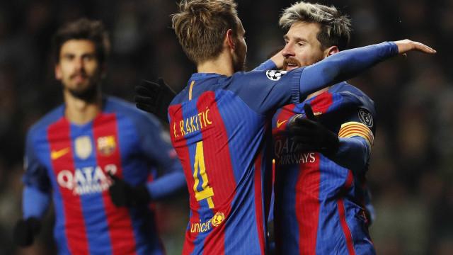 Barcelona testa força sem Neymar em superclássico contra o Real Madrid