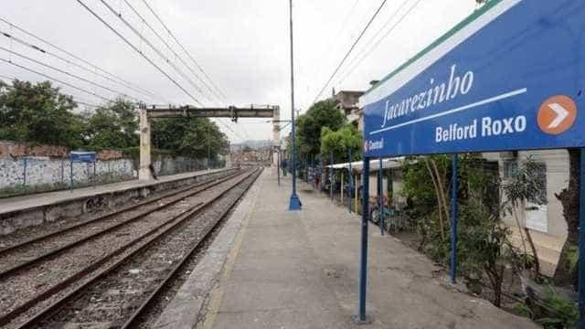 Violência no Rio já interrompeu 19 vezes circulação de trens em 2017