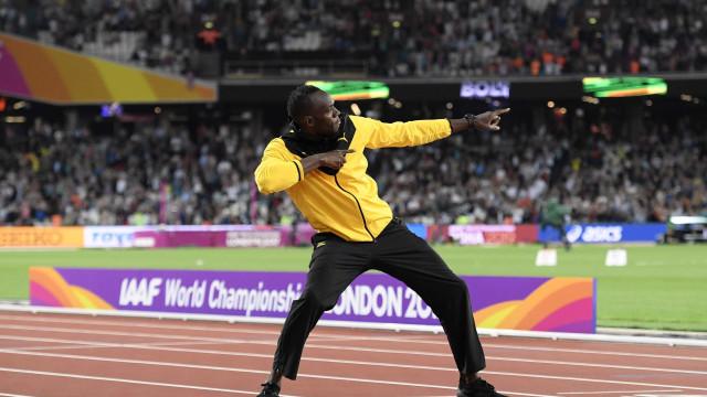 Bolt garante que não vai voltar a correr e se compara a Muhammad Ali