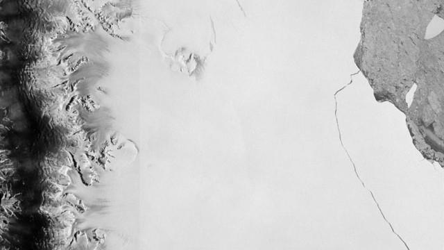 Inesperado: 100 novos vulcões foram encontrados sob o gelo