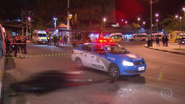 Três corpos são encontrados na Estrada da Gávea, no Rio