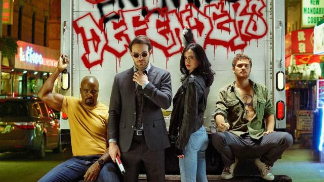 Netflix revela bastidores de 'Os Defensores'; veja vídeo