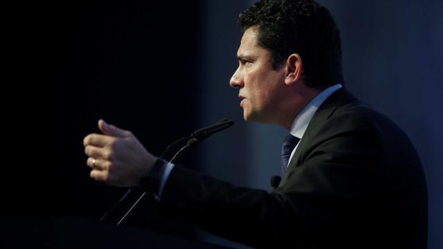 Democracia não está em risco no Brasil, diz Moro nos EUA