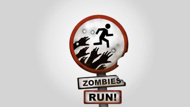 Jogatina fitness: app de corrida simula apocalipse zumbi