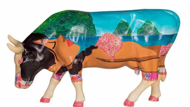 Cow Parade volta a São Paulo e estreia no Recife