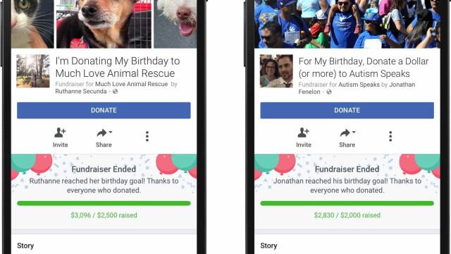 Facebook cria novas ferramentas para comemorar aniversários