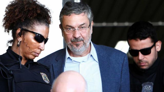 STF marca para dia 23 julgamentos sobre Palocci e foro privilegiado