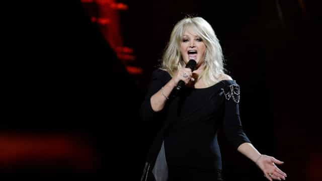 Bonnie Tyler vai cantar 'Total Eclipse of the Heart' durante eclipse
