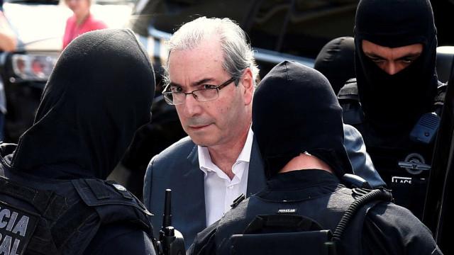 Mais da metade do 'quadrilhão' do PMDB já está presa