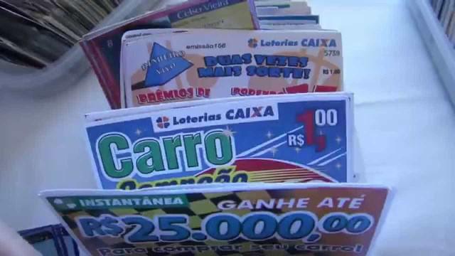 Governo fará leilão da loteria 'raspadinha'