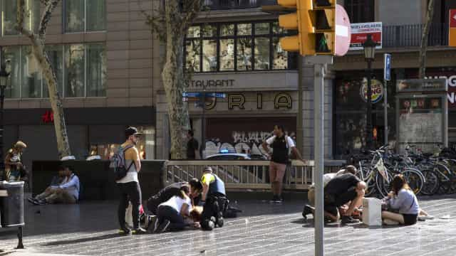 Ataque de Barcelona fez vítimas de pelo menos 18 nacionalidades