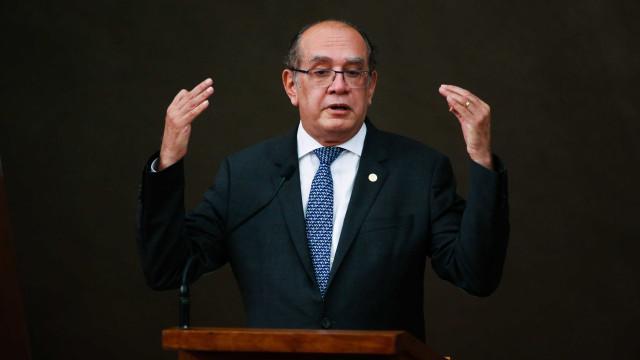 Gilmar cobra lei de abuso de autoridade sobre vazamento de investigação