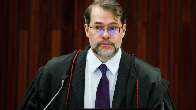 Toffoli envia 6 ações e uma investigação a instâncias inferiores