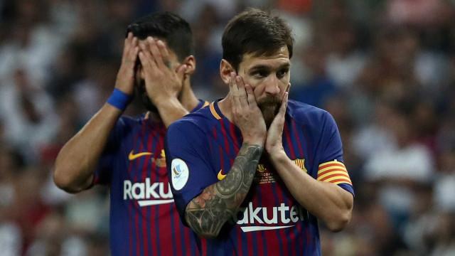 Barcelona fará camisa homenageando vítimas de atentados