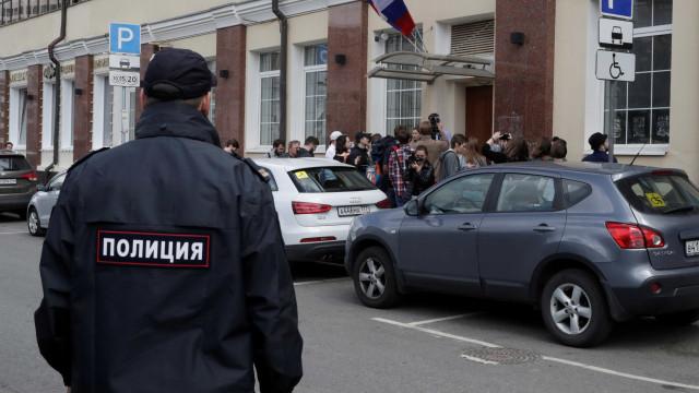 Estado Islâmico reivindica ataque com faca na Rússia