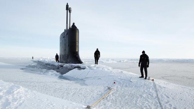 Cientistas criam 'nanoluvas' inéditas para exército dos EUA no Ártico