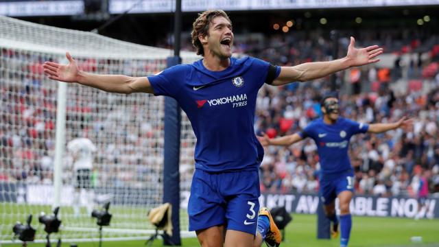 Chelsea supera Tottenham em clássico e fatura a 1ª vitória no Inglês
