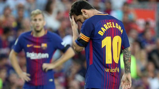 City estaria disposto a pagar 300 milhões de euros por Lionel Messi