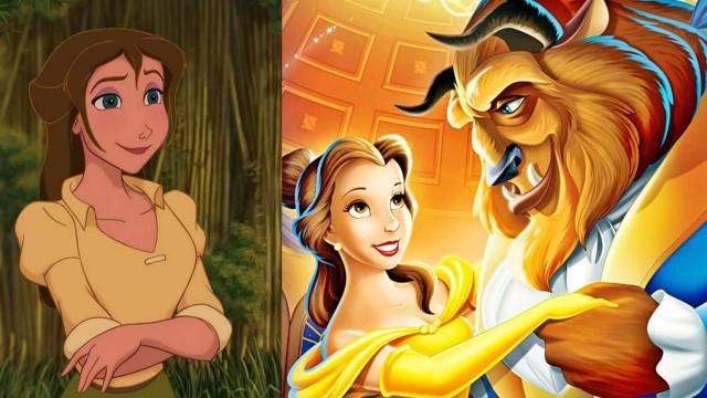 Curiosidades dos clássicos da Disney que provavelmente você não sabia!