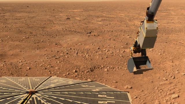 Nasa lançará missão para buscar indícios de vida em Marte