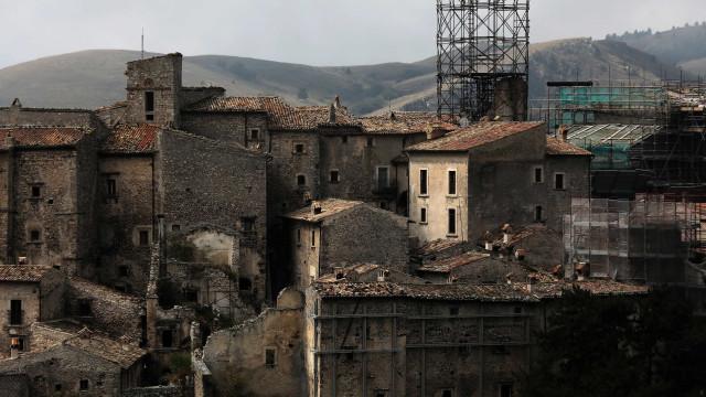 Terremotos assustam moradores na região central da Itália