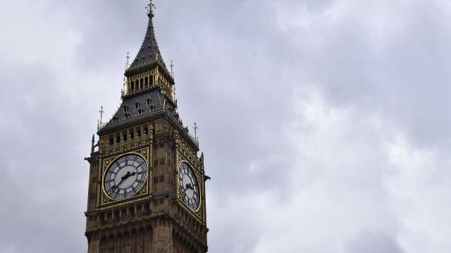 Últimas badaladas do Big Ben pelos próximos 4 anos