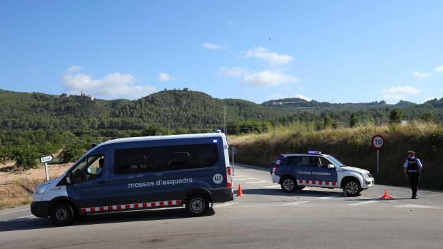 Polícia mata terrorista responsável pela morte de 14 em Barcelona