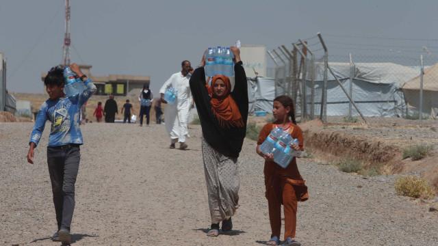 40 mil civis fogem de Tal Afar, no Iraque, após início de operação
