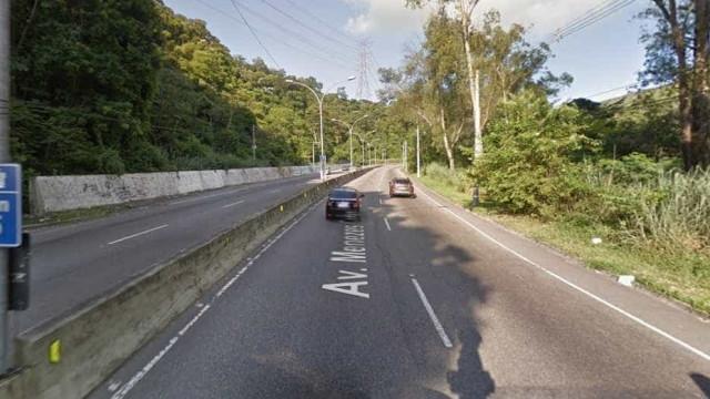 Arrastão em autoestrada no Rio deixa motoristas em pânico