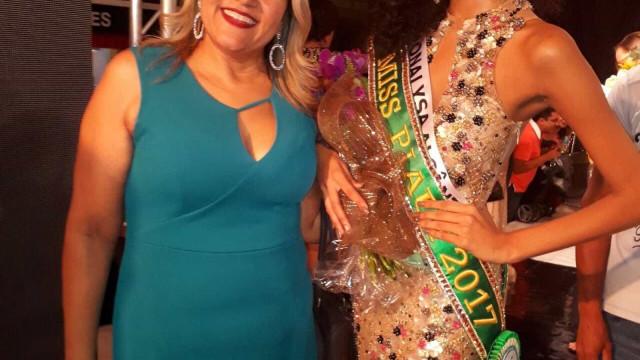 Mãe de Miss Brasil diz que comentários racistas não vão calar a filha