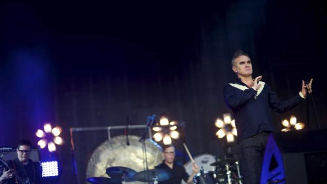 Morrissey vai lança novo álbum ainda este ano