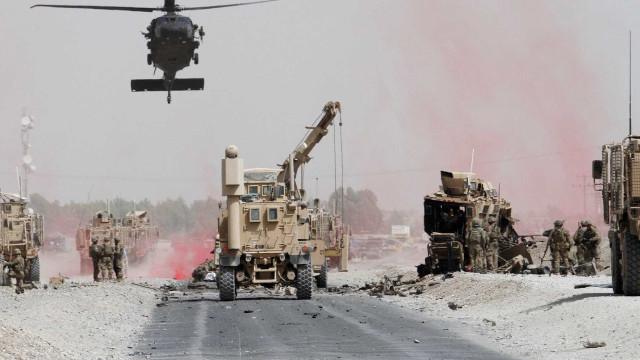 Talibã: Afeganistão se tornará cemitério se tropas dos EUA não saírem