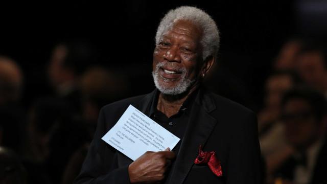Morgan Freeman receberá prêmio do Sindicato dos Atores por carreira