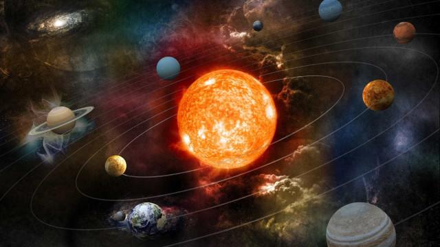 Sistema Solar e algumas curiosidades não tão conhecidas