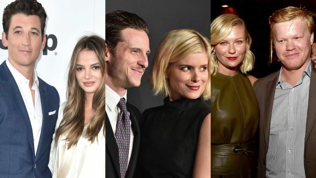 Veja os casais de celebridades que anunciaram noivado este ano