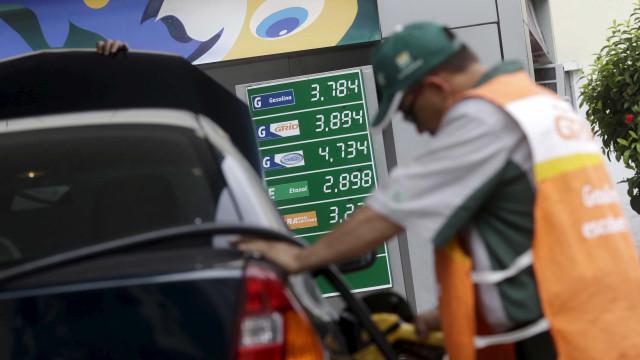 Combustíveis sobem 6,67% e geram o maior impacto no IPCA de agosto