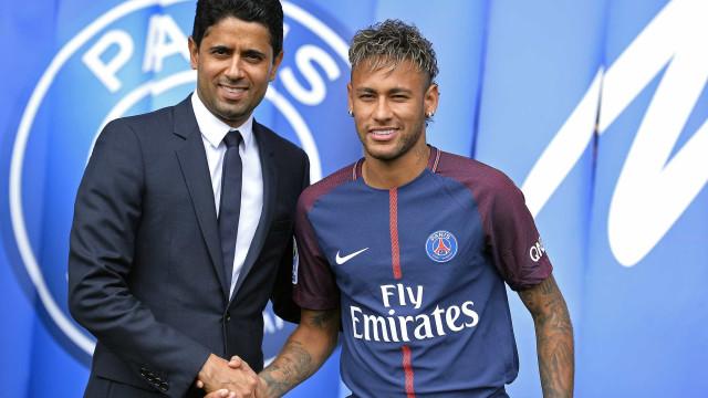 PSG coloca guarda-costas para Neymar e aumenta segurança no clube