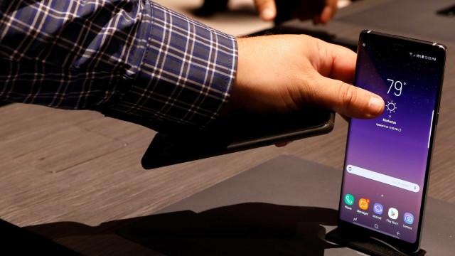 Problemas com o seu Galaxy Note 8? Veja algumas soluções