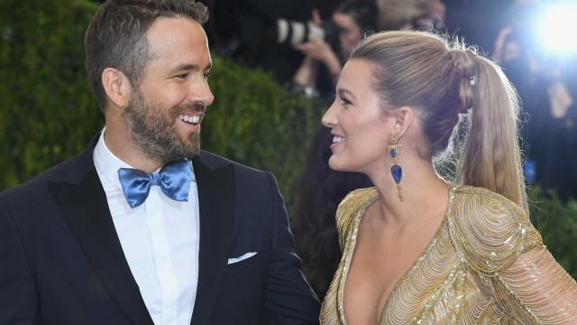 Blake Lively revela o segredo do seu casamento com Ryan Reynolds