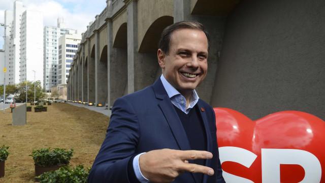 Nomeações e verbas ajudaram Doria e França a consolidar candidaturas