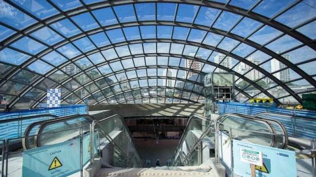 Metrô de SP inaugura três estações na linha 5-lilás na próximas quarta